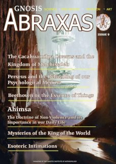 Issue No 9 of Abraxas Magazine