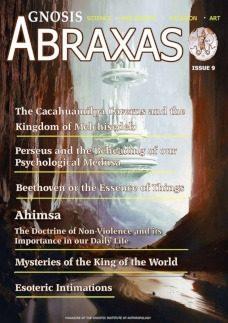 Issue No 9 of Abraxas Magazine